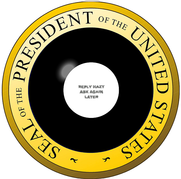 Jim Williams - The Official Seal of the Resident
