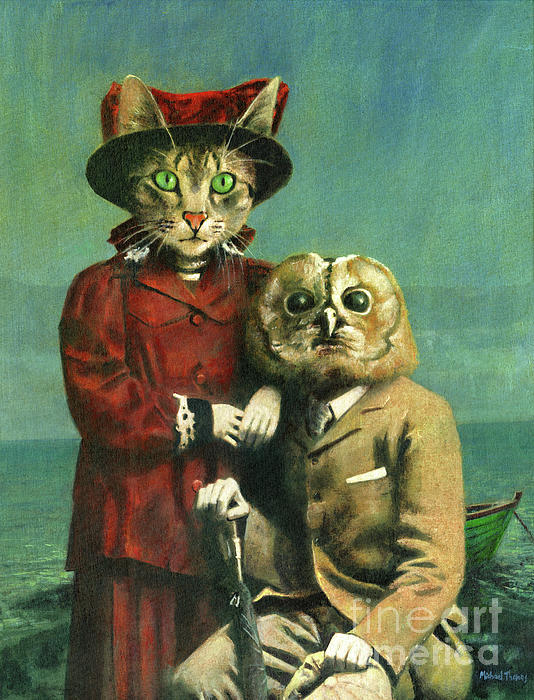 Michael Thomas - The Owl And The Pussy Cat