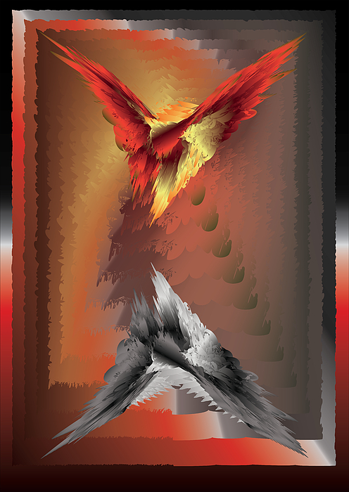 Peter Antos - The Phoenix Bird Is Born