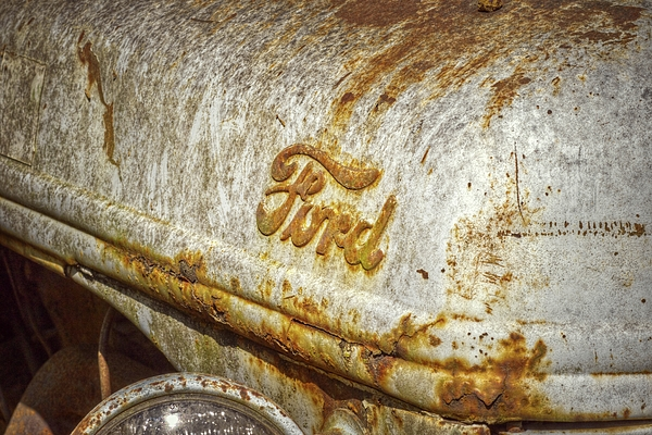 Linda Unger - The Rusty Ford