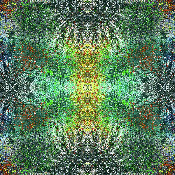 Rainbow Artist Orlando L aka Kevin Orlando Lau - The Sacred Dimensions Of Reality #1413