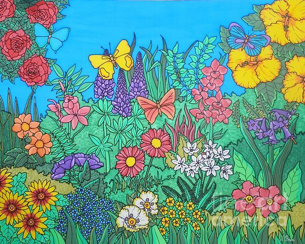 Joanne Oram  - The Secret Garden