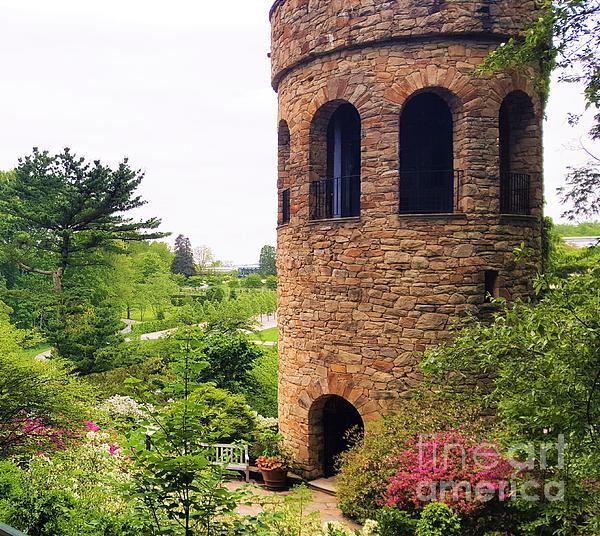 Jessica T Hamilton - The Tower in the Garden