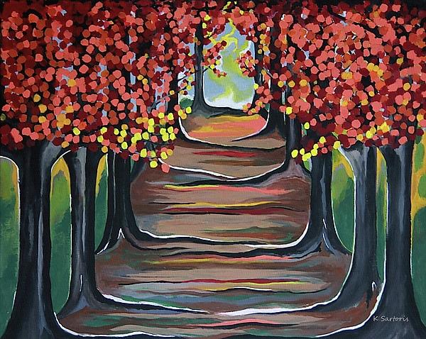 Kathleen Sartoris - The Tranquility Of Nature