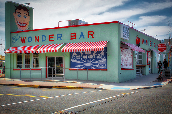 Todd Dunham - The Wonder Bar