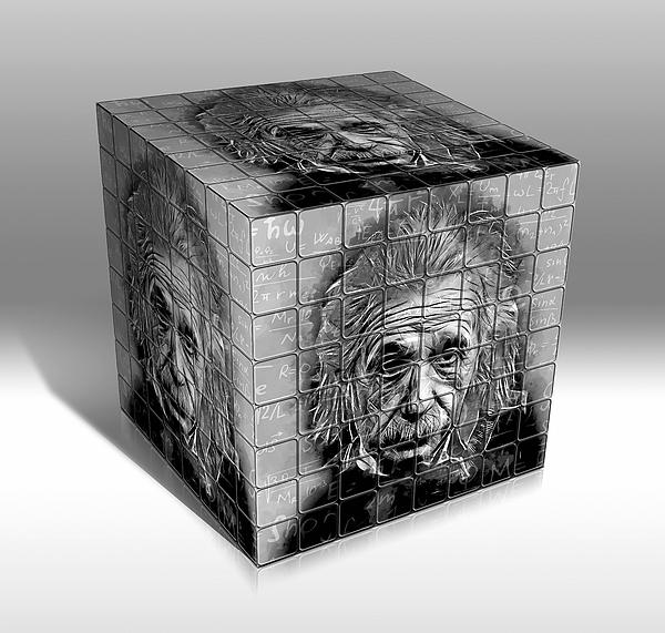 Marvin Blaine - The Wonders of Albert Einstein
