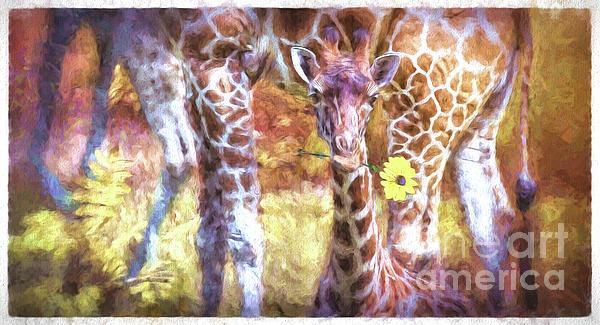 Mary Lou Chmura - The Whimsical Giraffe