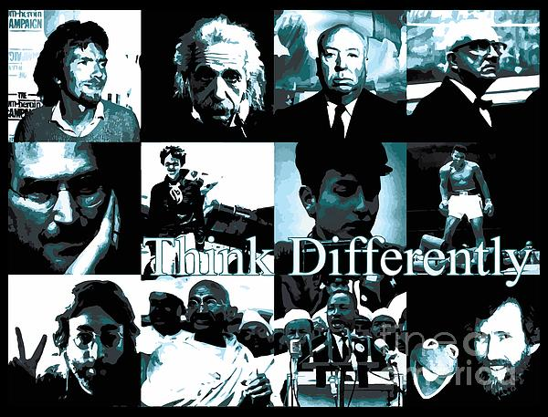 Paul Telling - Think Differently Steve Jobs Tribute To The Man Who Gave Us Apple And The Iphone