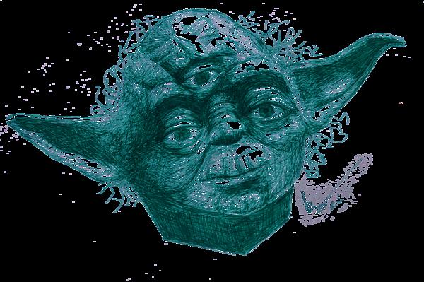 Three Eyed Yoda Onesie For Sale By Kenny Noorlander