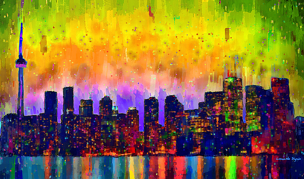 Leonardo Digenio - Toronto Skyline 21 - PA