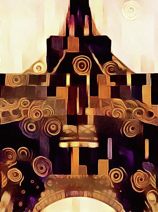 Susan Maxwell Schmidt - Tour Art Deco Eiffel - Art Deco Eiffel Tower