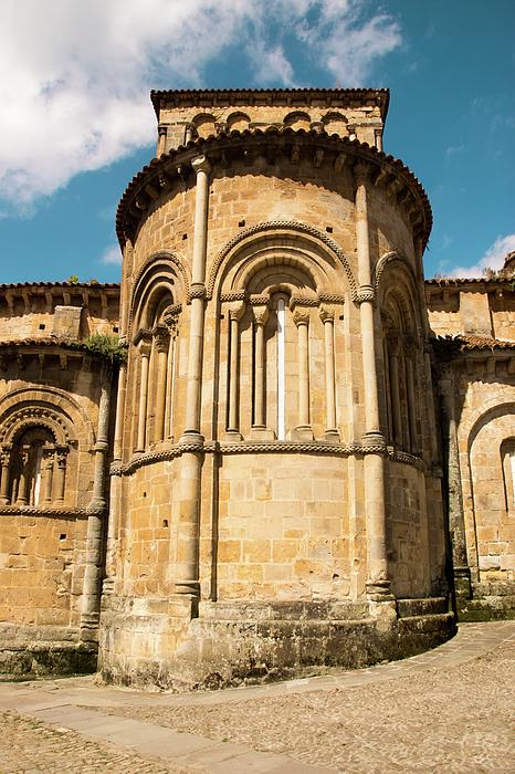 Guillermo Lizondo - Tower of Colegiata de Santillana del Mar