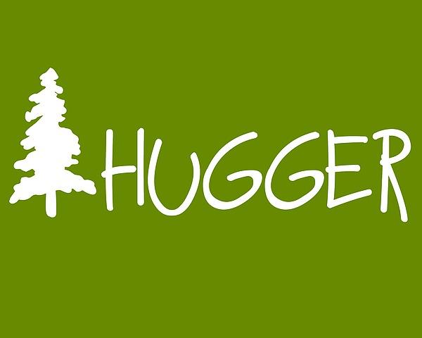 Tree Hugger Photograph