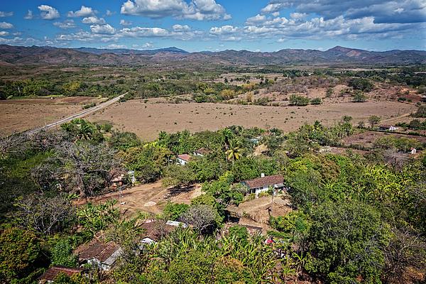Joan Carroll - Trinidad Cuba Countryside