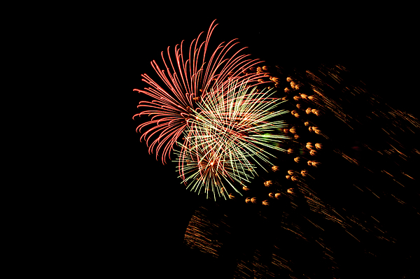 Debra Martz - Triple Fireworks Blast