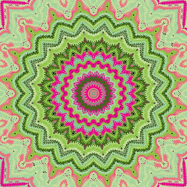 Joy McKenzie - Tropical Kaleidoscope