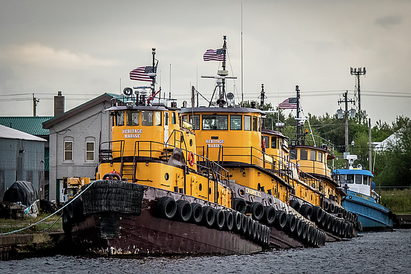 Paul Freidlund - Tug Line Up