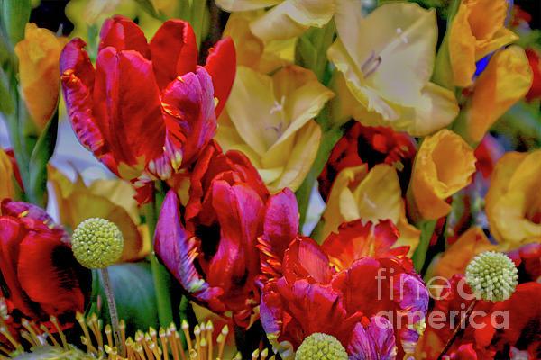 Sandy Moulder - Tulip Bouquet