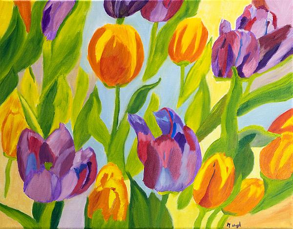Meryl Goudey - Tulip Fest
