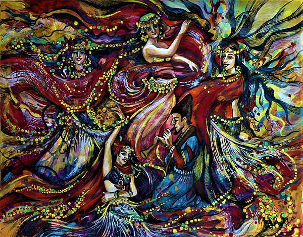 Anna Duyunova - Turkish Music