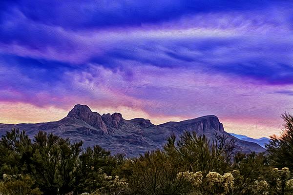 Twin Peaks H31 Photograph