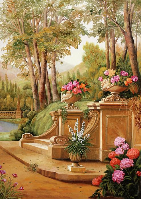 Guido Borelli - Un Giardino