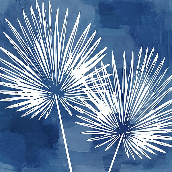 Linda Woods - Under The Palms- Art by Linda Woods