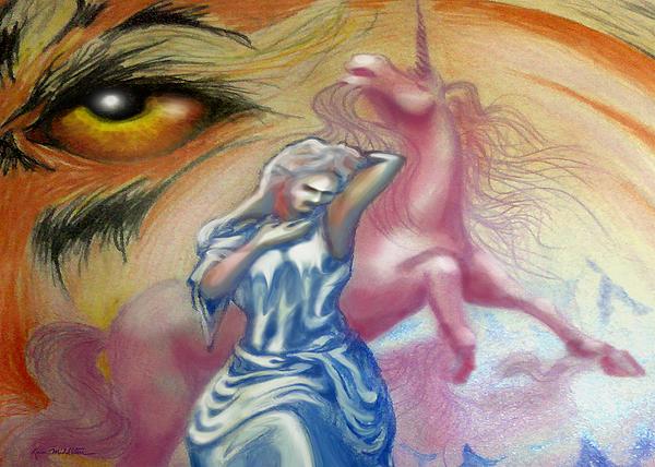 Unicorn Dream Painting