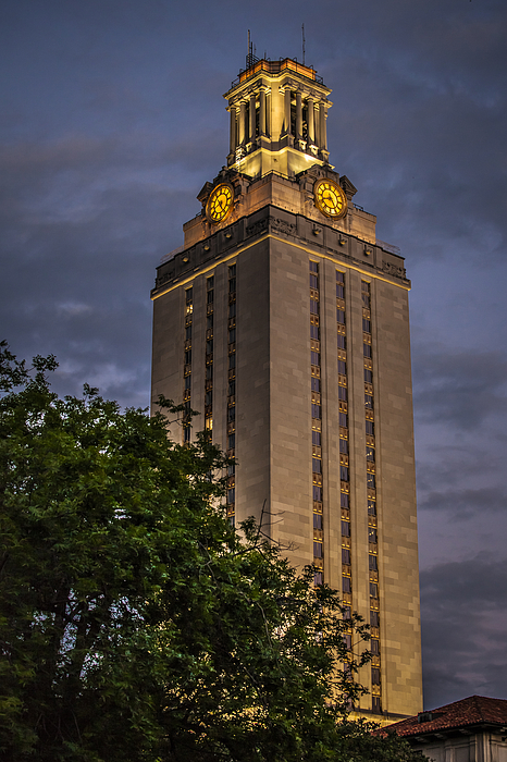 Van Sutherland - University of Texas Tower