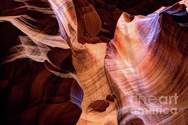 Wayne Moran - Upper Antelope Canyon Page Arizona
