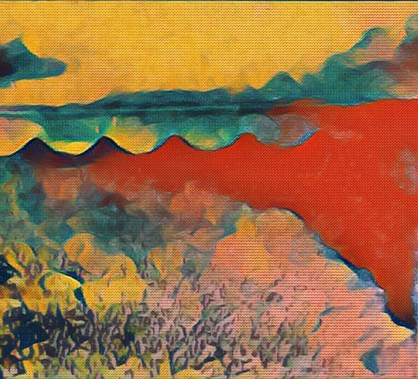 Brenae Cochran - Valley Of Sands