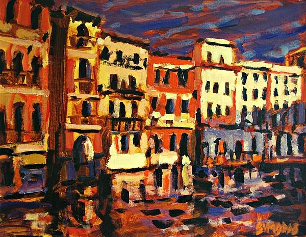 Brian Simons - Venice Evening