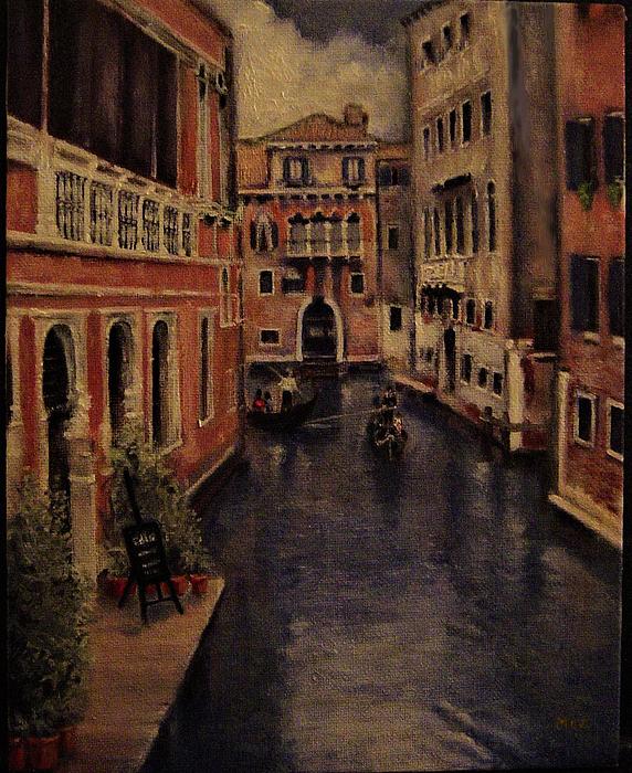 Michael Charles Fargo - Venice Waterway