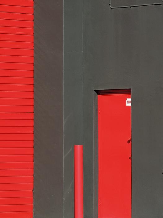 Denise Clark - Vertical Red
