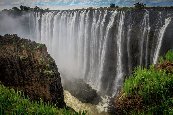 Jane Dobbs - Victoria Falls