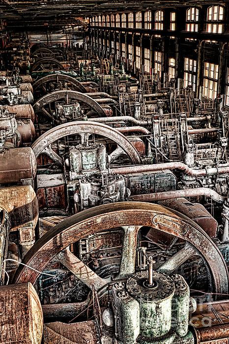 Olivier Le Queinec - Vintage Machinery