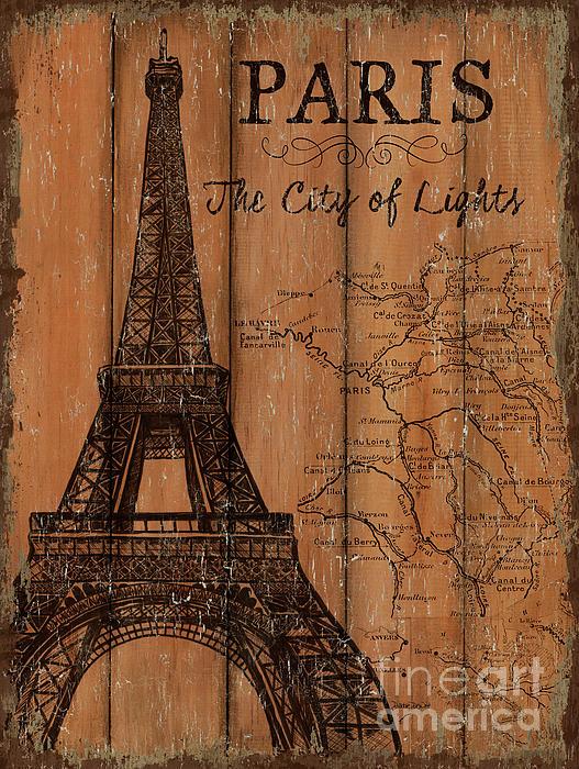 Debbie DeWitt - Vintage Travel Paris