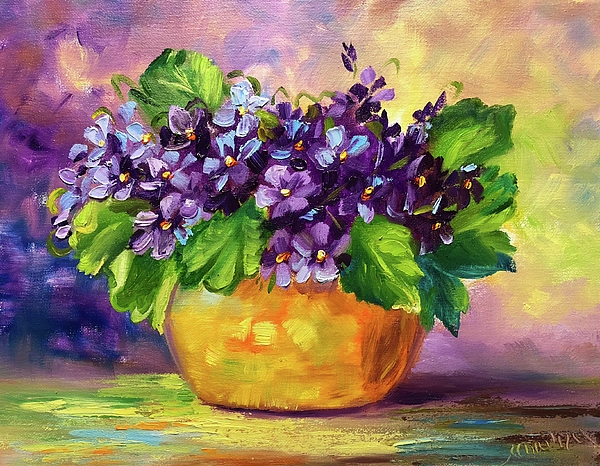 Marina Wirtz - Violets