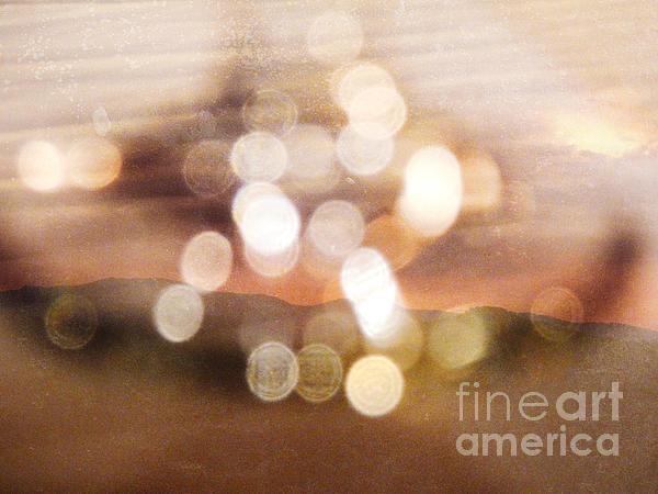 Ella Kaye Dickey - Vision Abstract digital art print