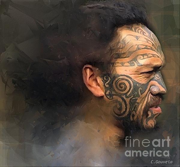 Carl Gouveia - Warrior