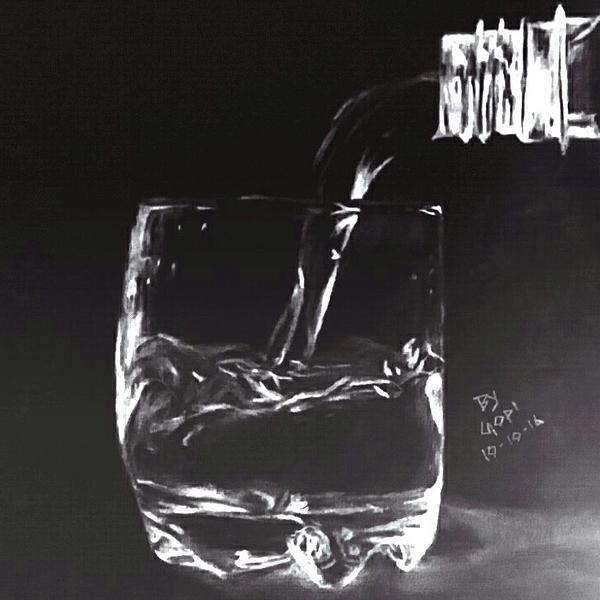 Gopinath Selvarajan - Water in Black