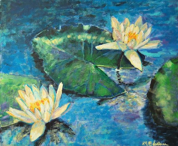 Ana Maria Edulescu - Water Lilies