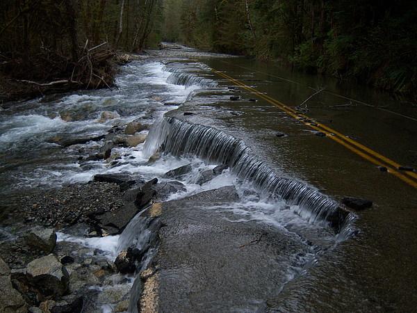 Ken Day - Waterfall Road Washington