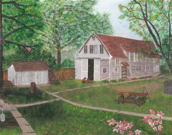 Lori  Theim-Busch - Waubeesee Lake Cottage