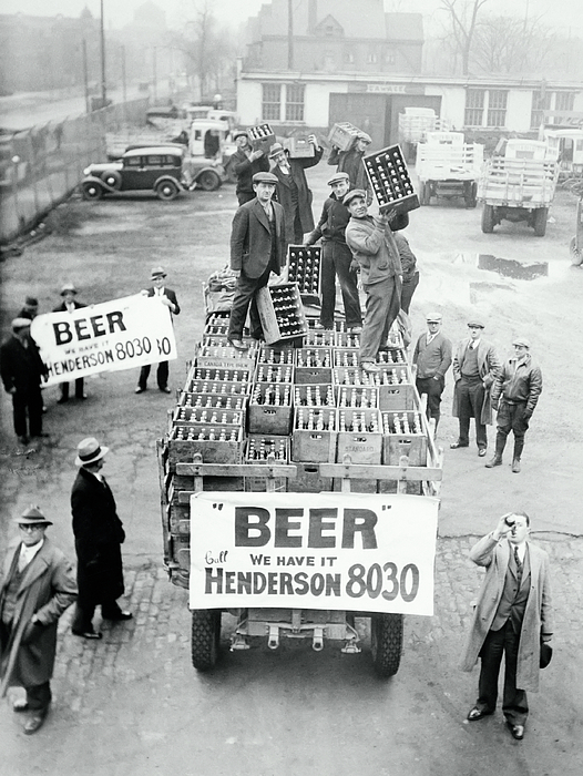 Daniel Hagerman - We Have Beer - Prohibition Ends - Cleveland 1933