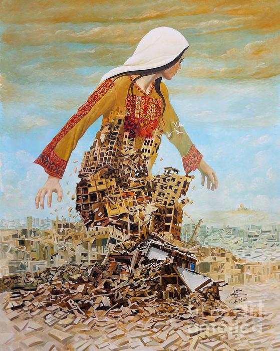 Imad Abu shtayyah - We Shall Reurn