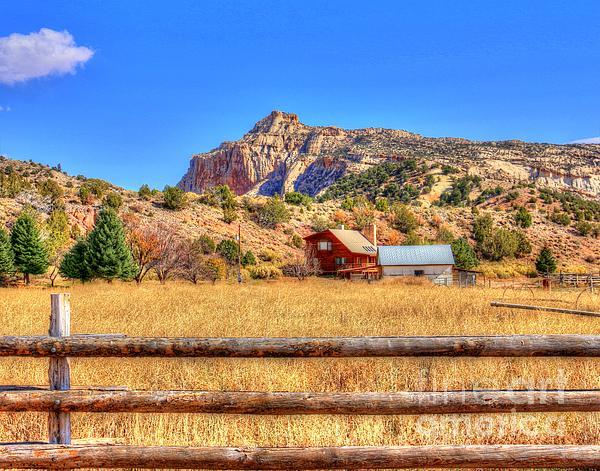 Charlene Cox - Western Ranch