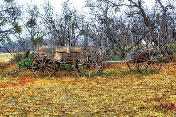 Todd Dunham - Western Wagon