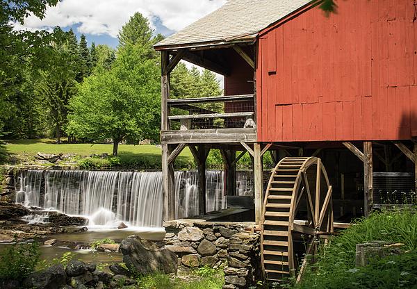 Alan Brown - Weston Grist Mill