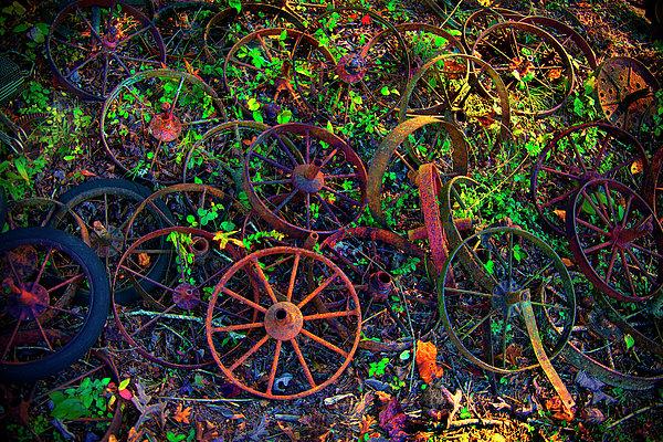 Jennifer Stackpole - Wheels Through Time